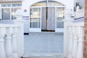 Buy bungalow with swimming pool. La Mata. Torrevieja.