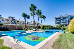 Rent apartment near the beach. La Mata. Torrevieja.