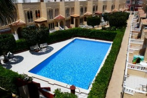 Buy apartment with swimming pool. La Mata. Torrevieja.