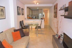Buy apartment with garage. Torrevieja.