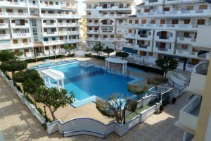 Buy apartment with view and pool. La Mata. Torrevieja.