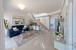 Buy penthouse duplex with solarium. La Zenia. Orihuela Costa.