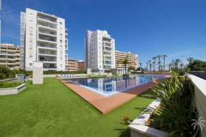 Buy apartment in first line. La Mata. Torrevieja.