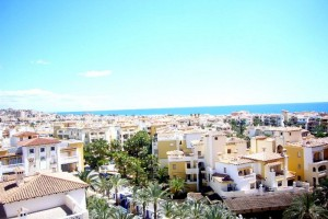 Buy apartment with view. Torrevieja.