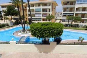Bungalow for rent with garden and swimming pool. La Mata. Torrevieja.