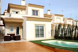 Buy villa with beautiful views. Alicante. Aigues.